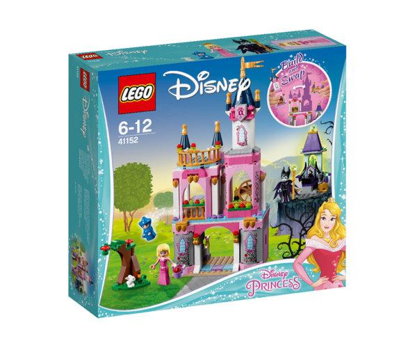 Вълшебният замък на спящата красавица